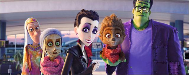 """Von wegen """"Happy Family"""": Im ersten Trailer zur Animationskomödie wird eine Familie in Monster verwandelt"""