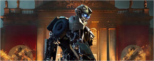 """Transformers 5: The Last Knight"": Roboter vs. Nazis im neuen Trailer"