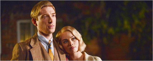 """Die """"Winnie Puuh""""-Origin-Story: Erster Trailer zu """"Goodbye Christopher Robin"""" mit Margot Robbie und Domhnall Gleeson"""