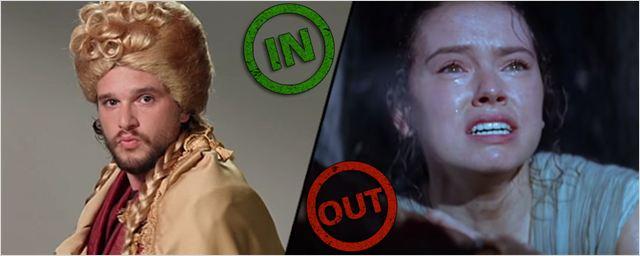 """Die INs & OUTs der Woche mit Kit Harington als Hodor und """"Star Wars""""-Monopoly ohne Rey"""