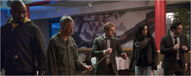 """Stan Lee und ein überraschender Auftritt im neuen Teaser zu """"Marvel's The Defenders"""""""