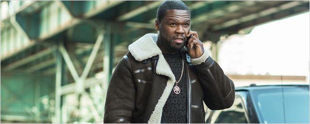 """""""Power"""": 50 Cent droht mit Ausstieg aus der Starz-Serie"""