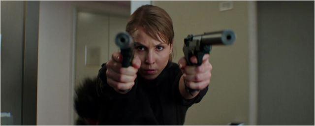 """""""Unlocked"""": In der deutschen Trailerpremiere muss Noomi Rapace einen Terroranschlag vereiteln"""