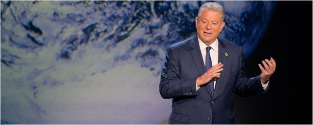 """Das FILMSTARTS-Interview mit Klimakreuzritter Al Gore über seinen neuen Film und die Rettung der Welt: """"Wir müssen um Donald Trump herumarbeiten"""""""