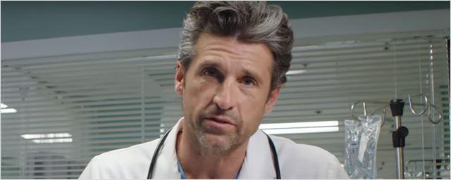 Patrick Dempsey als McDreamy und Donald Faison als Turk: TV-Ärzte werben für Vorsorgeuntersuchungen