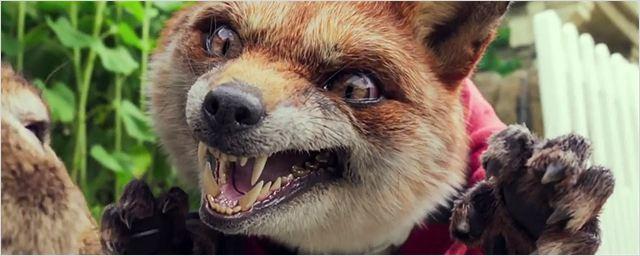 """""""Peter Hase"""": Wilde Partytiere und Domhnall Gleeson im ersten Trailer zur Kinderbuchverfilmung"""