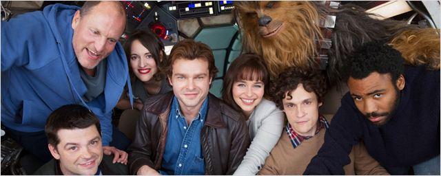 """""""Star Wars"""": Ron Howard kündigt """"verzweifelte und gefährliche Zeiten"""" im Han-Solo-Film an"""