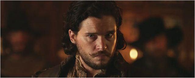 """Neuer Trailer zu """"Gunpowder"""": """"Game Of Thrones""""-Star Kit Harington will den englischen König in die Luft jagen"""