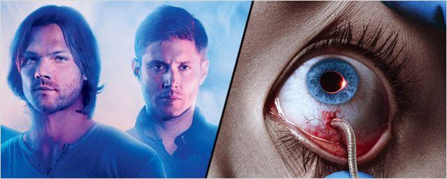 """Mysteriös und übernatürlich: 11. """"Supernatural""""- und 2. """"The Strain""""-Staffel feiern deutsche Premiere"""