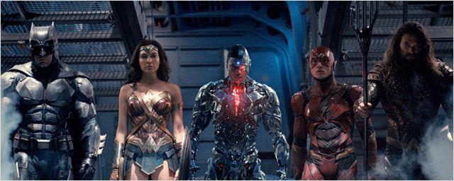 """Die """"Justice League"""" hat's eilig: Warners Superheldenversammlung wohl kürzester DCEU-Film"""