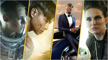Will Smith als Super-Agent, schauriger Unterwasser-Horror und mehr – jetzt neu auf DVD und Blu-ray und im Stream