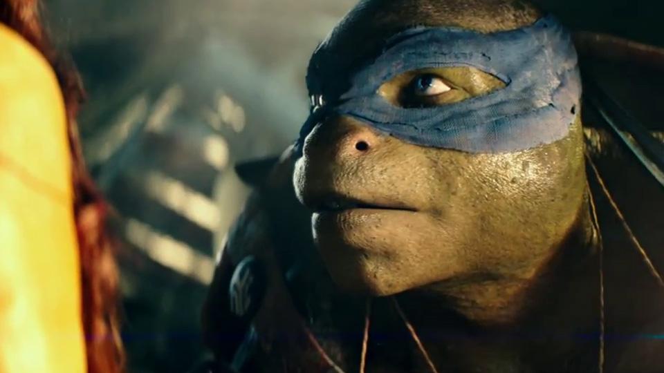 18 Besten Ninja Turtles Bilder Auf Pinterest: Teenage Mutant Ninja Turtles Trailer (4) DF