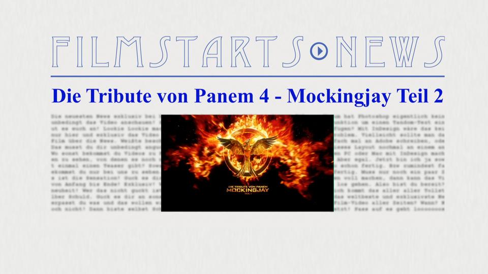 Die Tribute Von Panem – Mockingjay Teil 2 Stream