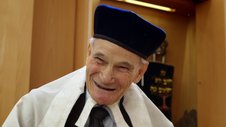 Film Rabbi Wolff