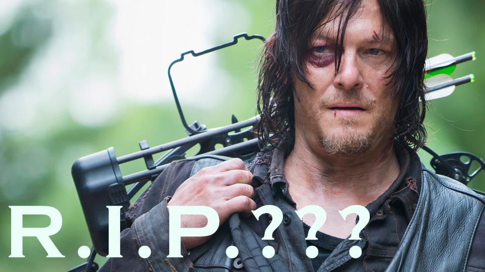 Wer Stirbt Im Finale Von The Walking Dead Staffel 6 Video The