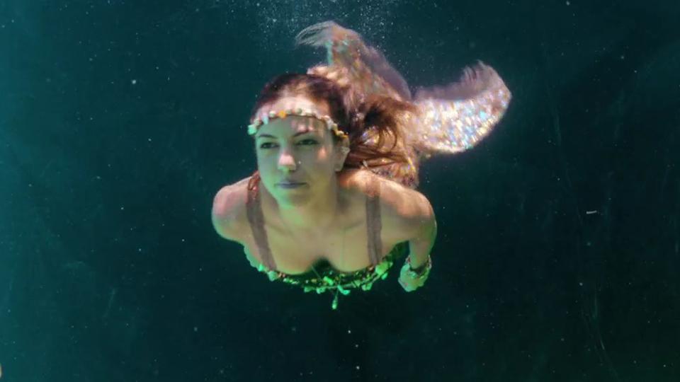 Für Immer Meerjungfrau