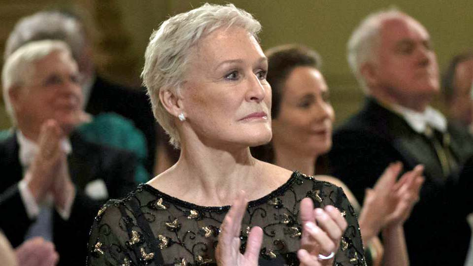 Die Frau Des Nobelpreisträgers Film