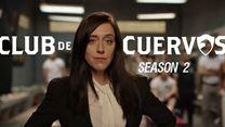 Club de Cuervos - staffel 2 Teaser OV