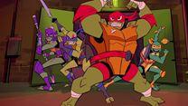 Der Aufstieg der Teenage Mutant Ninja Turtles Teaser OV