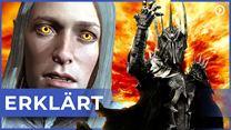 Der Herr der Ringe: Das ist Sauron in der neuen Serie (FILMSTARTS-Original)
