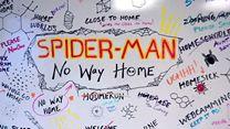 Spider-Man: No Way Home Titel-Ankündigung OmeU