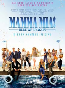 Mamma Mia 2: Here We Go Again!
