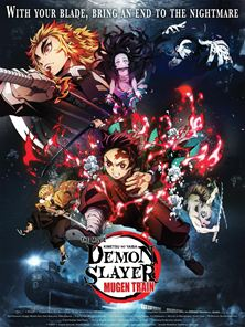 Demon Slayer the Movie: Mugen Train Trailer OmeU
