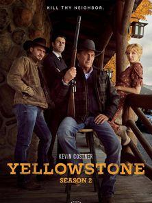 Yellowstone - staffel 4 Trailer OV