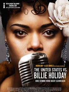 The United States Vs. Billie Holiday Trailer DF