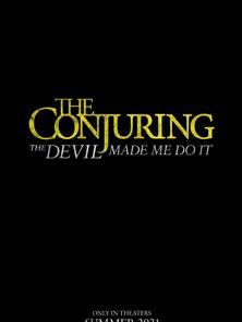 Conjuring 3: Im Banne des Teufels Trailer OV