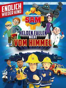 Feuerwehrmann Sam - Helden fallen nicht vom Himmel Trailer DF
