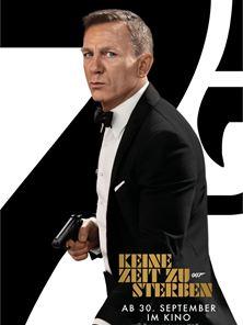 James Bond 007 - Keine Zeit zu sterben finaler internationaler Trailer DF