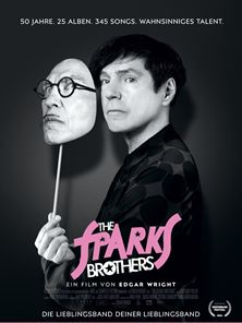 The Sparks Brothers Trailer OV