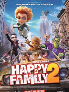 Happy Family 2 Trailer DF