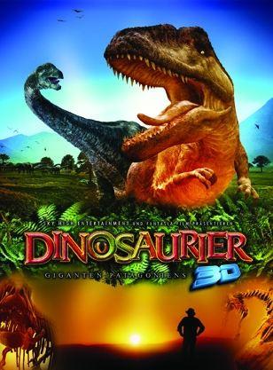 Dinosaurier 3D - Giganten Patagoniens