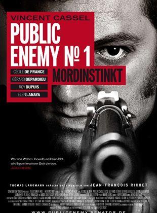 Public Enemy No. 1 - Mordinstinkt