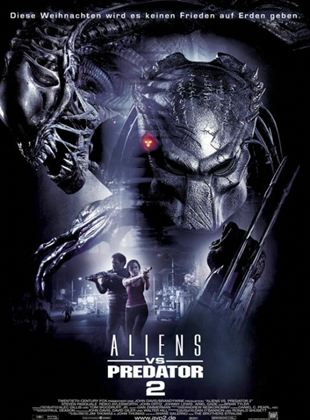 Aliens Vs Predator 2 Film 2007 Filmstarts De