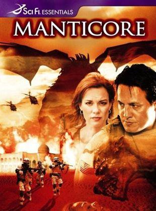 Manticore - Blutige Krallen