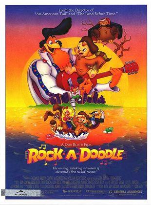 Rock-a-Doodle – Ein Hahn erobert die Stadt