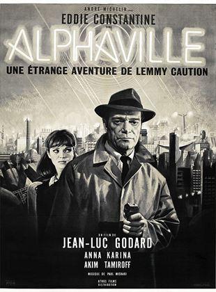 Lemmy Caution gegen Alpha 60