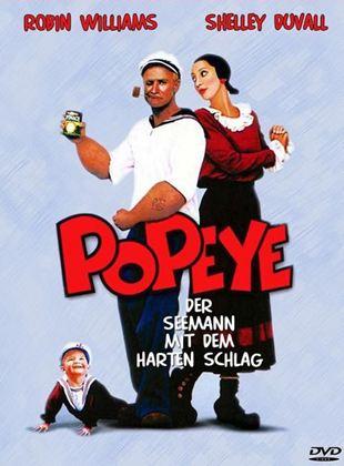 Popeye, der Seemann mit dem harten Schlag