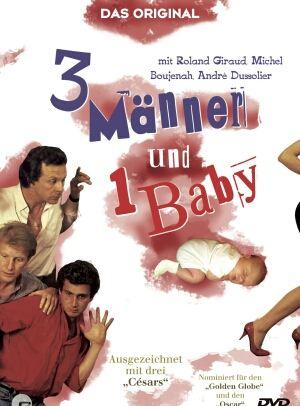 Drei Männer und ein Baby