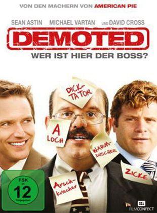 Demoted: Wer ist hier der Boss?