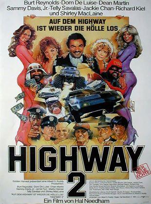Auf dem Highway ist wieder die Hölle los