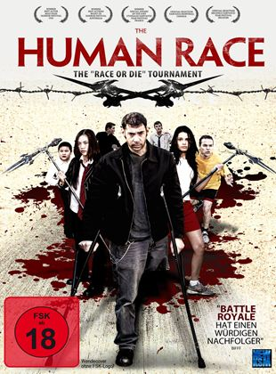 """The Human Race - The """"Race or Die"""" Tournament"""