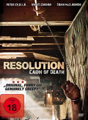 Resolution - Cabin of Death