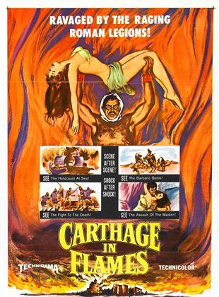 Karthago in Flammen