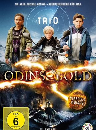 Trio - Cybergold - Staffel 2 [2 DVDs]