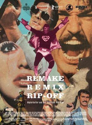 Remake, Remix, Rip-Off - Kopierkultur und das türkische Pop-Kino