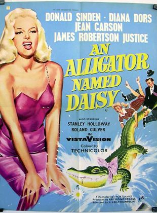 Ein Alligator namens Daisy
